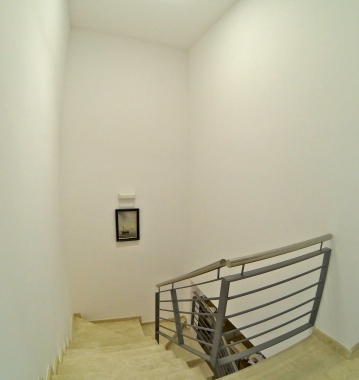 stairs in apartment