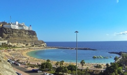 Amadores Beach