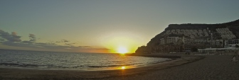 Playa del Cura beach
