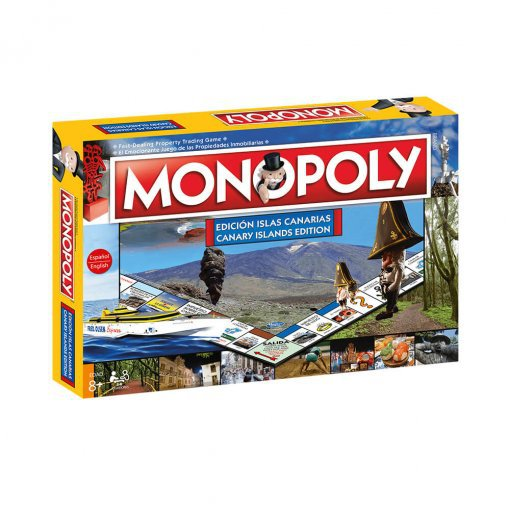 Monopoly Canarian edition