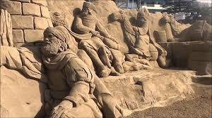 Sand Castles in LasPalmas