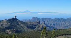 Pico de las Nievas – Highest point of Gran Canaria