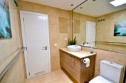 PS Apartment Mogan in Tauro bathroom