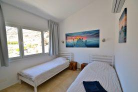 PS Apartment Mogan in Tauro bedroom