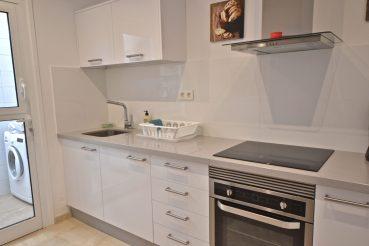 PS Apartment Mogan in Tauro kitchen